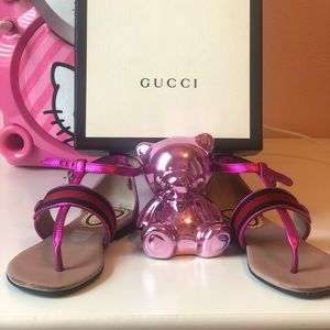 Gucci Girl sandals